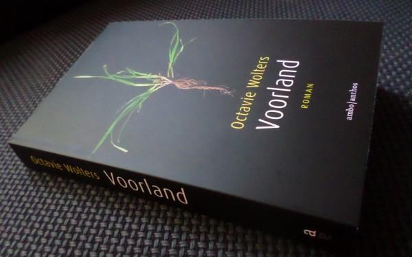 Recensie Voorland, Octavie Wolters, roman, boek, literatuur