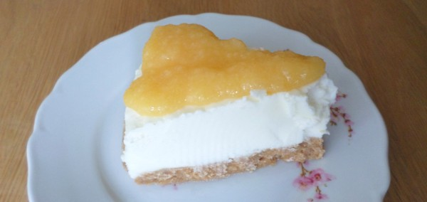 Recept ijskwarktaart met lemon curd