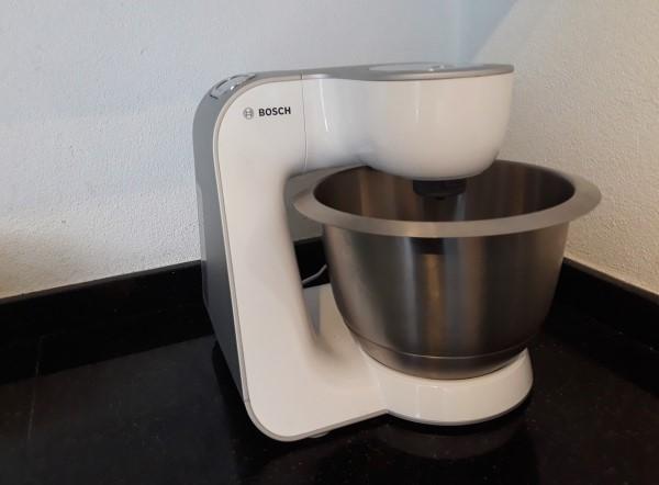 Review Bosch MUM54230 keukenmachine, goedkoper alternatief voor KitchenAid, beste keukenmachine voor thuisbakkers