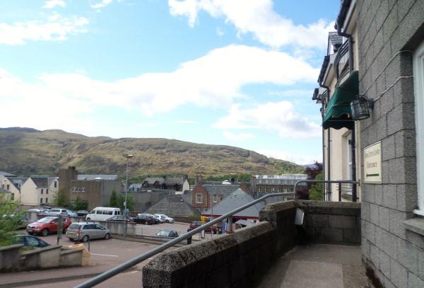 Schotse Hooglanden, wat te doen, bezienswaardigheden, Fort William, Bank Street Lodge