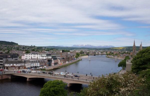 Schotse Hooglanden, wat te doen, bezienswaardigheden, Inverness