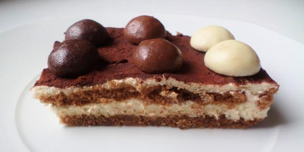 Speculaas-tiramisu met chocoladekruidnoten, pepernoten, leuk recept voor Sinterklaas, nagerecht