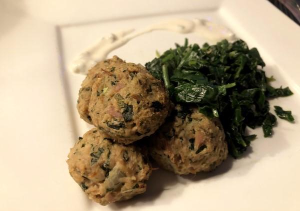 recept tonijn-spinazieballetjes