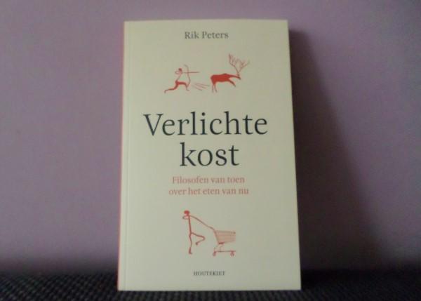 Verlichte kost, Rik Peters, boek over filosofie en eten