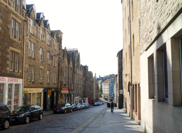 Wat te doen in Edinburgh, bezienswaardigheden, Schotland, The Royal Mile