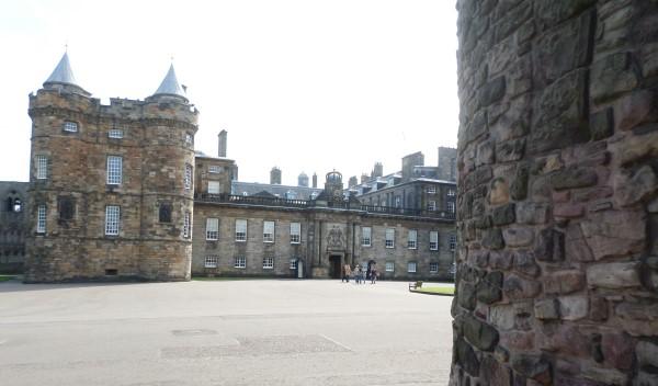 Wat te doen in Edinburgh, bezienswaardigheden, Schotland, Palace of Holyrood House