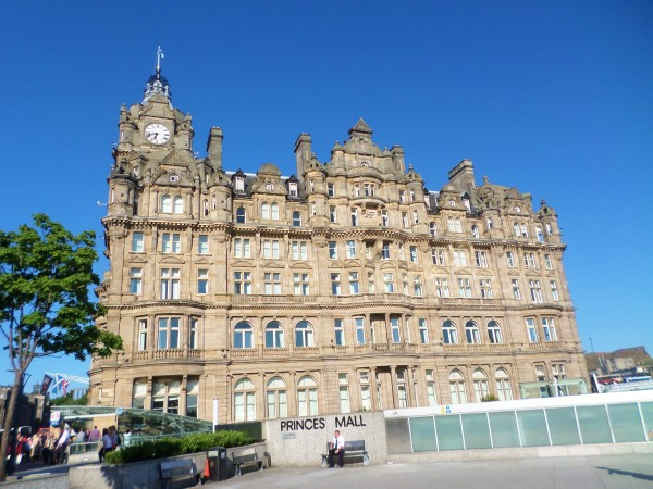 Wat te doen in Edinburgh, bezienswaardigheden, Schotland (1b)