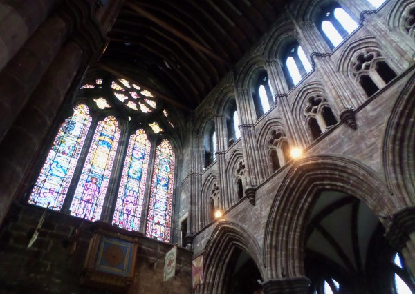 Wat te doen in Glasgow, stadswandeling met bezienswaardigheden, Glasgow Cathedral