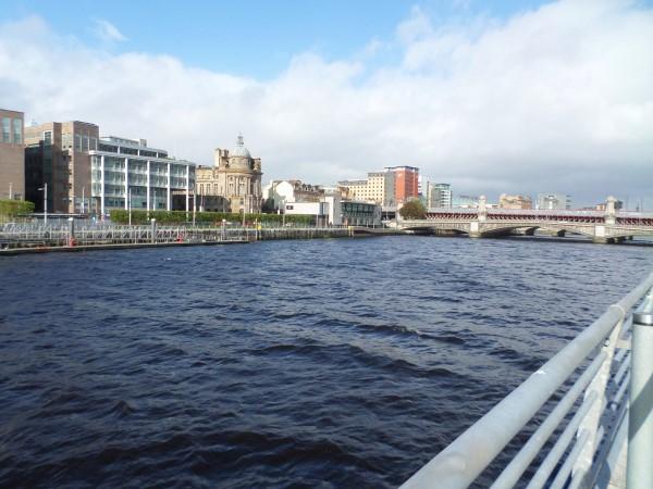 Wat te doen in Glasgow, stadswandeling met bezienswaardigheden, Clyde