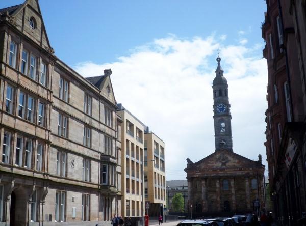 Wat te doen in Glasgow, stadswandeling met bezienswaardigheden