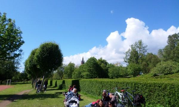 Wat te doen in Glasgow, stadswandeling met bezienswaardigheden, Kelvingrove Park