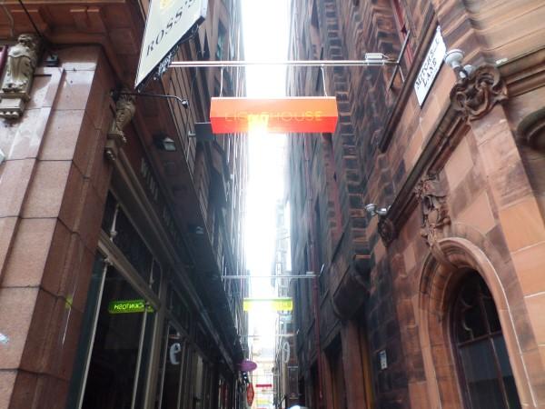 Wat te doen in Glasgow, stadswandeling met bezienswaardigheden, The Lighthouse