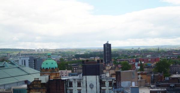 Wat te doen in Glasgow, stadswandeling met bezienswaardigheden, The Lighthouse, uitzichtpunt