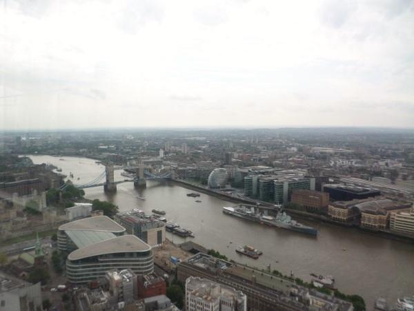Wat te doen in Londen, bezienswaardigheden, The Sky Garden