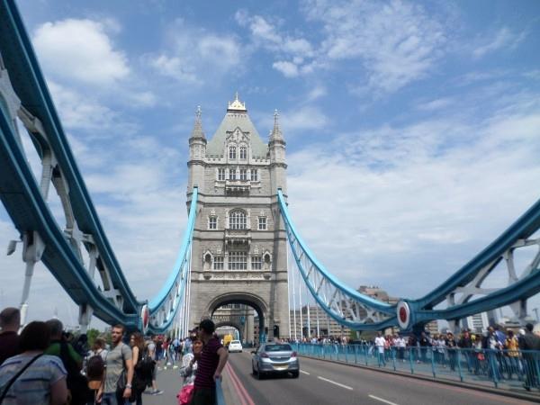Wat te doen in Londen,  bezienswaardigheden, Tower Bridge