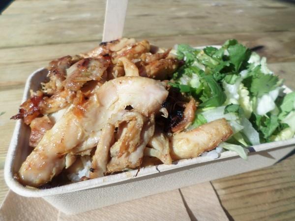 Wat te doen in Londen,  bezienswaardigheden, Camden Lock Food Market