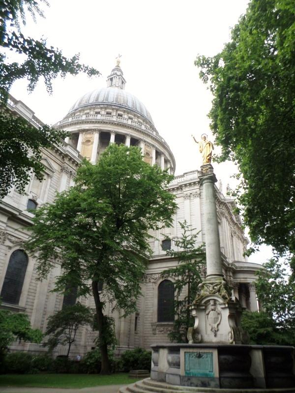 Wat te doen in Londen,  bezienswaardigheden, St Paul's Cathedral