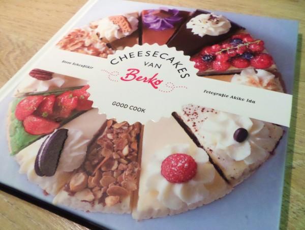 boek Cheesecakes van Berko