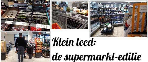 Klein leed supermarkten, ergernissen in de supermarkt