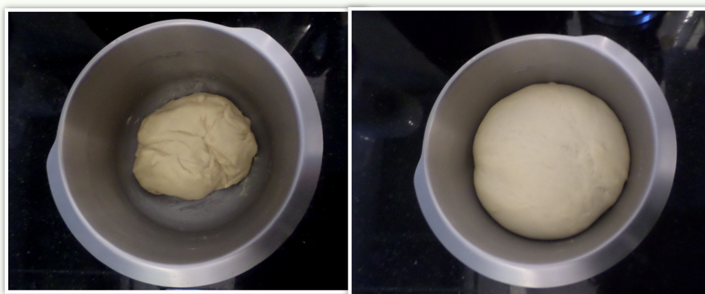 kaneelbroodjes rijzen van deeg, twee keer laten rijzen, hoe lang kaneelbroodjes laten rijzen