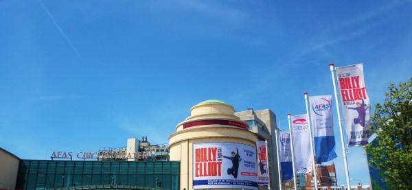recensie Billy Elliot Scheveningen matinee 17 mei 2015 Stijn van der Plas