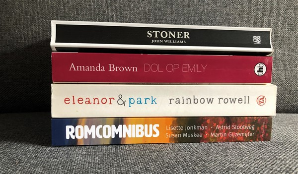 Gelezen boeken zomer 2021