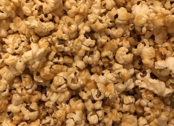 Perfecte zoete popcorn zoals in de bioscoop