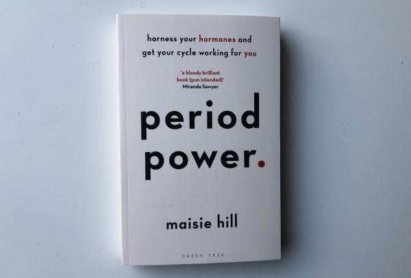 Recensie Period Power Maisie Hill