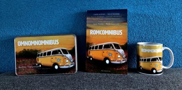 Recensie Romcomnibus, bundel met zomerverhalen