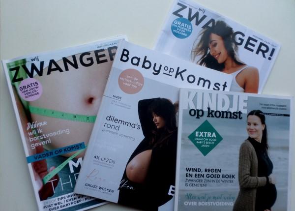 Wat me opviel bij het lezen van gratis zwangerschapstijdschriften, zwangerschapsmagazines